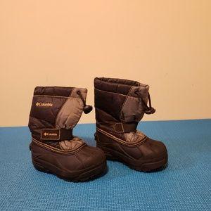 Columbia Omni-Tech Waterproof Snow Boots